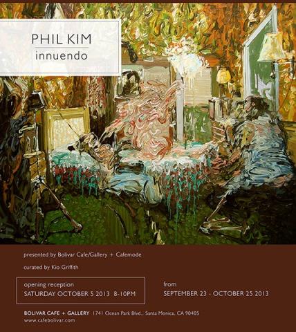 """PHIL KIM """"innuendo"""""""